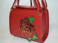 Цветная женская сумка