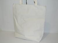 Белая пляжная сумка