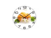 """Часы настенные кухонные  """"Абрикосовый нектар"""", Your Time"""