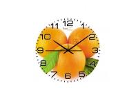 """Часы настенные кухонные  """"Апельсиновый рай"""", Your Time"""