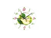 """Часы настенные кухонные  """"Зеленая груша"""", Your Time"""