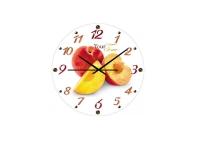 """Часы настенные кухонные  """"Персик"""", Your Time"""