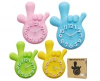 """Настенные часы для детской комнаты """"Тип-Топ"""""""