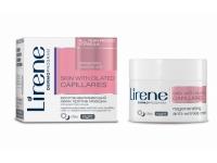 Восстанавливающий крем против морщин для сосудистой кожи, Lirene