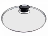 Крышка для сковородок стеклянная 20 см