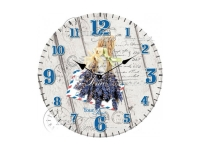 "Часы настенные кухонные ""Цветочная гармония"" Your Time"