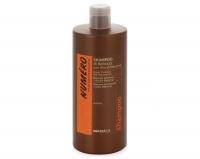 Шампунь для волос с маслом макассар и кератином, BRELIL