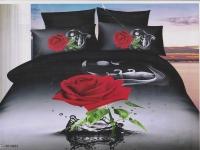 Двуспальное постельное белье евро