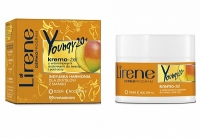 Крем-гель с витаминными капсулами для лица и глаз, Lirene