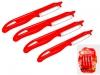 Набор ножей для чистки овощей Маруся 4 предмета