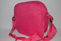 Розовая детская сумка