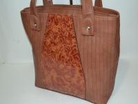 Оригинальная женская сумка с орнаментом
