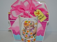 """Чашка детская с овечкой """"Нарцис"""""""