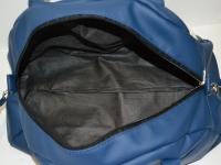 """Спортивная сумка """"Овал голубой"""""""