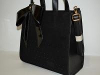 Сумка-портфель черный