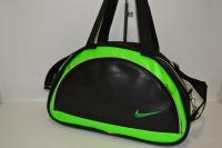 """Спортивная сумка """"Овал черный"""""""