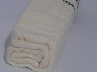 """Махровое банное полотенце """" Молоко"""", Gulcan"""