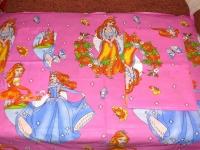 """Детское постельное белье """"Принцессы """""""