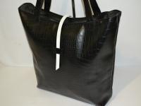 Маленькая черная дамская сумка